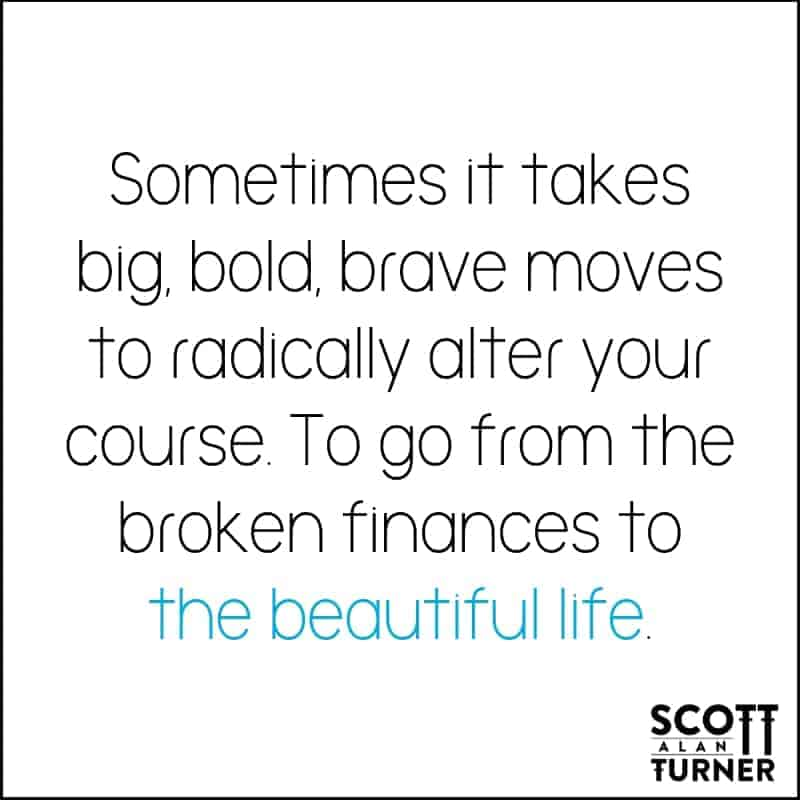Big, Bold, Brave Money Moves To Supercharge Your Life